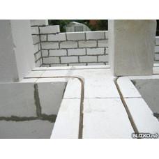 Газосиликатные блоки и перегородки