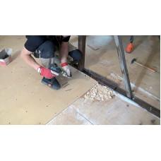 Как выровнять деревянные полы с помощью фанеры