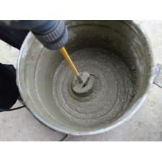 Как приготовить цементный раствор самостоятельно