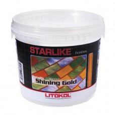 Декоративная добавка Litokol Starlike Finishes Shining Gold (200 г)