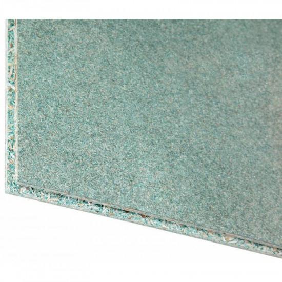 Плита ДСП шпунтованная влагостойкая для пола QuickDeck 16х600х1830 мм