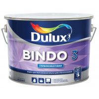 Краска Dulux Bindo 3 (Дулюкс Биндо) (9л)