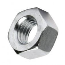 Гайка шестигранная М12 оцинкованная ГОСТ 5915-70