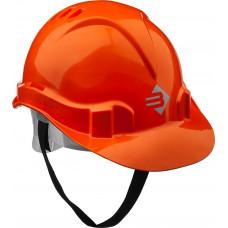 Каска защитная ЗУБР МАСТЕР, оранжевая, 11090_z01