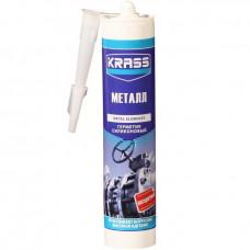 Герметик для металла KRASS Бесцветный, 300 мл