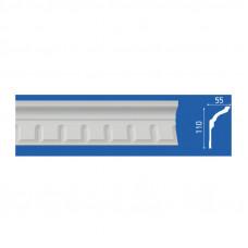 Плинтус потолочный LP-P24 55*110*2000 мм
