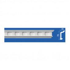 Плинтус потолочный LP-P30 35*70*2000 мм