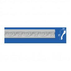 Плинтус потолочный LP-P34 39*76*2000 мм