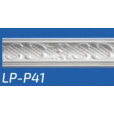 Плинтус потолочный LP-P41 50*50*2000 мм