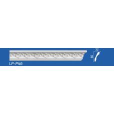 Плинтус потолочный LP-P48 30*60*2000 мм