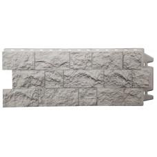 Панель фасадная Docke Fels, жемчужный