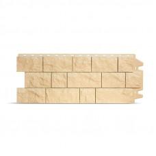 Панель фасадная Docke Fels, слоновая кость