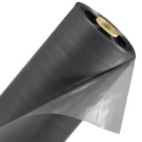 Пленка техническая 100 мкм, ширина 3м, рукав 1,5м, 100 м