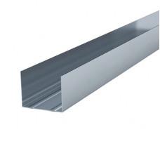 Профиль направляющий ПН 75х40 0,5 мм (3 м)