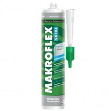 Герметик МАКРОФЛЕКС SX101 санитарный силикон белый