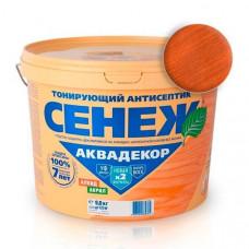 СЕНЕЖ Аквадекор Х2, 107 Каштан (9 кг)
