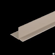Угол фасадный DOCKE внутренний бежевый