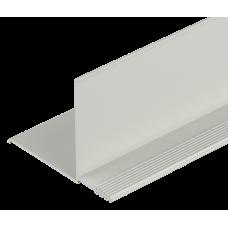 Угол фасадный DOCKE внутренний дымчатый