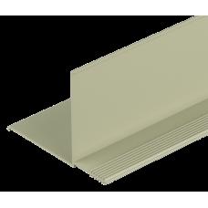 Угол фасадный DOCKE внутренний палевый