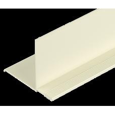 Угол фасадный DOCKE внутренний слоновая кость