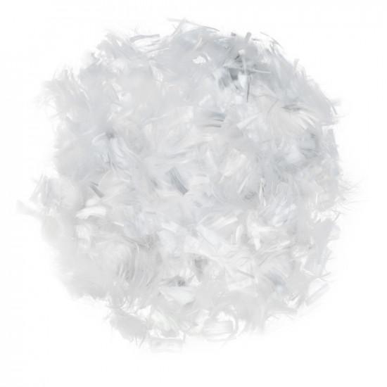 Фиброволокно Полипропиленовое 12 мм (1кг) (НЗКТ)
