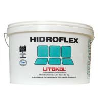 Гидроизоляционный состав Litokol Hidroflex, зелёный (20 кг)