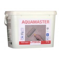 Гидроизоляционный состав Litokol AQUAMASTER,серый (10 кг)