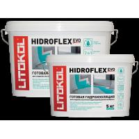 Гидроизоляционный состав Litokol Hidroflex, зелёный (5 кг)