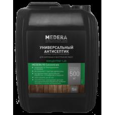 Антисептик-грунтовка усиленный MEDERA 90 Концентрат 1:20 5 л, срок до 45 лет