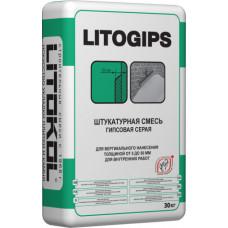 Гипсовая штукатурка Litokol Litogips (30 кг)