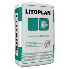 Штукатурный состав Litokol Litoplan (25 кг)