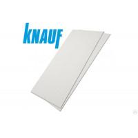 ГКЛ Гипсокартонный лист Кнауф простой 9.5мм (1.2х2.5м)