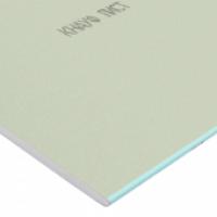 ГКЛВ Гипсокартонный лист влагостойкий Кнауф 12.5мм (1.2х2.5м)