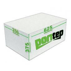 Газосиликатный блок Poritep 625х250х375