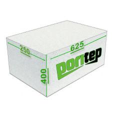 Газосиликатный блок Poritep 625х200х400