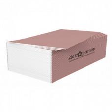 Гипсокартонный лист Огнестойкий 12,5мм ГКЛО Декоратор 1,2х2,5м ГОСТ 32614-2012