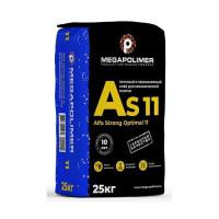 Клей Alfa Strong Optimal 11 Прочный и экономичный клей для плитки C0 T Megapolimer 25кг