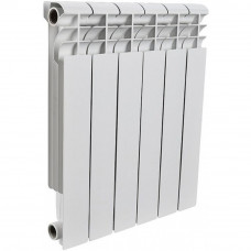 Радиатор биметаллический STI 500x80мм 6 секций