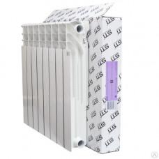 Радиатор биметаллический STI 500x80мм 8 секций