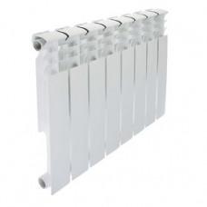 Радиатор алюминиевый STI 500x80мм 10 секций