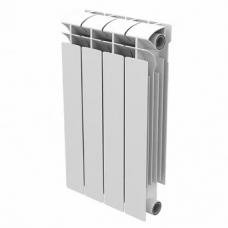 Радиатор алюминиевый STI 500x80мм 4 секций