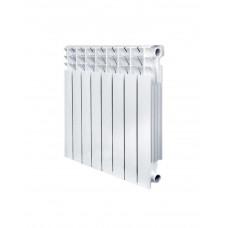 Радиатор алюминиевый STI 500x80мм 8 секций