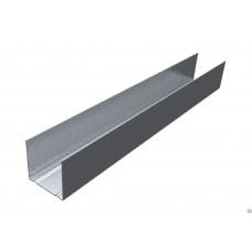 Профиль для гипсокартона ПН 27х28 (3м) 0,55мм направляющий