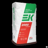 Клей ЕК 8000 KAMIN термостойкий (25кг)