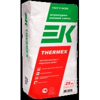 EK THERMEX для минераловатных и пенополистирольных плит