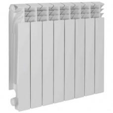 Радиатор биметаллический 500x80мм 8 секций