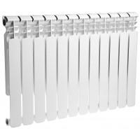 Радиатор биметаллический AQUARIUS 500x80мм 12 секций