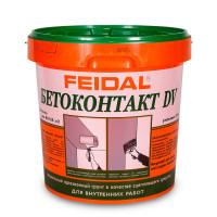 Грунтовка ДВ Бетонконтакт (20кг) FEIDAL