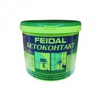 Грунтовка ДВ Бетонконтакт (20кг) FEIDAL морозостойкая