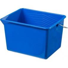 Ведро для краски 14 л T4P, синее 0602101